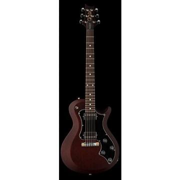 PRS S2 Singlecut Standard Satin, Vintage Mahogany guitarVaut Package