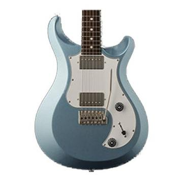 PRS D2TD13_IF S2 Standard 22 Electric Guitar, Ice Blue Fire Mist with Dot Inlays & Gig Bag