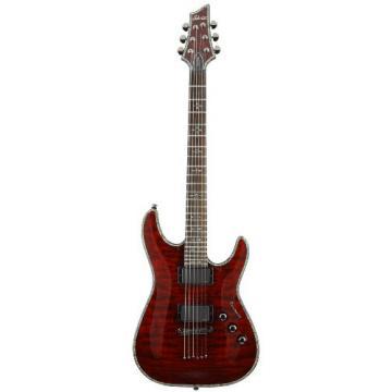 Schecter Hellraiser C-1 Electric Guitar (Black Cherry)