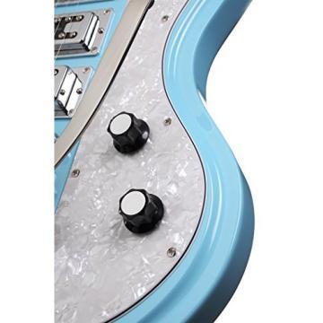 Schecter Electric Guitar - Ultra III, Vintage Blue
