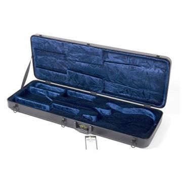 Schecter SGR-1C Electric Guitar Hardshell Molded Case - Black
