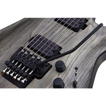Schecter 1301 Solid-Body Electric Guitar, Rusty Grey