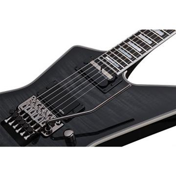 Schecter 275 Solid-Body Electric Guitar, Trans Black Burst