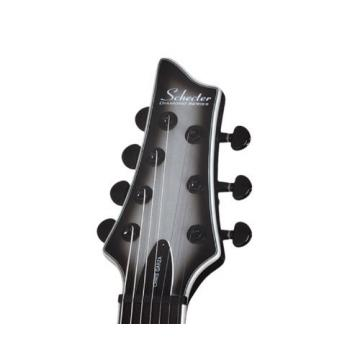 Schecter Chris Garza Signature 7-string Electric Guitar Silverburst