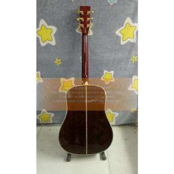 Custom Life Tree Of Life Inlay Martin D 45 Dreadnought Guitar