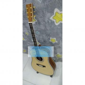 Free Shipping Affordable Top Quality Custom Martin D45 KOA Acoustic Guitar Best Deals
