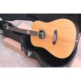 Custom Shop Jack Daniels Natural Acoustic Guitar