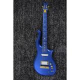 Custom Schecter Blue Prince 6 String Cloud Guitar Left/Right Handed Option Gold Hardware