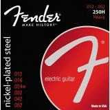 Fender 250H Super 250 Nickel-Plated Steel Electric Guitar Strings - Heavy