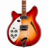Rickenbacker 360 Left-Handed Electric Guitar Fireglo