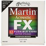 Martin FX700 Phosphor Bronze 12 String Acoustic Guitar Strings , Custom Gauge