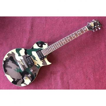 Custom ESP LTD WA-200 Green Camo