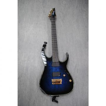 Custom Ibanez RG1X20FEQM with Hard Case