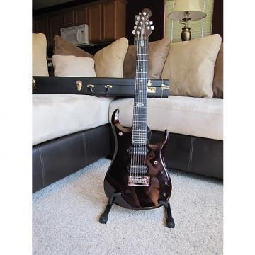 Custom Ernie Ball Music Man John Petrucci Signature JP12 7 String 2012 Dark Cherry Metallic