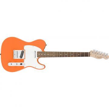Custom Squier Affinity Series™ Telecaster® Competition Orange