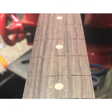 Custom Real Clay guitar neck  top dots Stratocaster   Telecaster