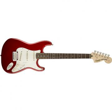 Custom Squier® Standard Stratocaster® Candy Apple Red - Default title