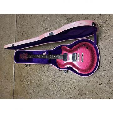 Custom Daisy Rock Rock Candy Sparkly Dark Pink