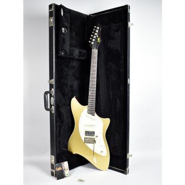 Custom LsL  DelRey Bound Gold Top Finish Electric Guitar USA w/OHSC Gold