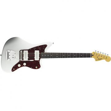 Custom Squier Vintage Modified Jazzmaster®, Olympic White, Rosewood Fingerboard
