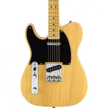 Custom Fender Squier Classic Vibe 50's Telecaster, Butterscotch, Maple Fingerboard, Left Handed