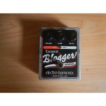 Custom Electro-Harmonix Bass Blogger fuzz/distortion pedal