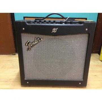 Custom Fender Mustang II 40 Watt Amp Black