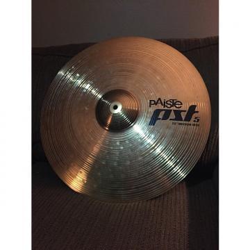 Custom Paiste  pst 5