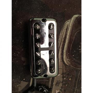Custom Fender Fidelitron 2010s Chrome