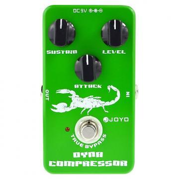 Custom Joyo JF-10 Dynamic Compressor/Sustain Pedal