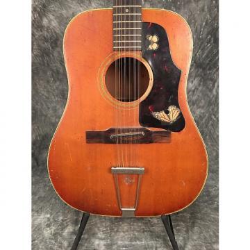 Custom Gibson B-45-12 project 12 string acoustic  60's Sunburst