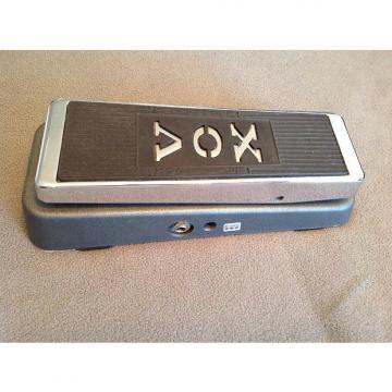 Custom Vox V848 Clyde McCoy Wah Reissue