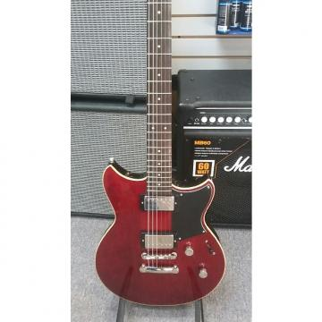 Custom Yamaha Revstar RS420 Fired Red