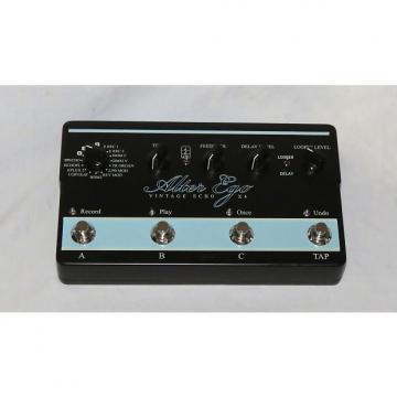 Custom TC Electronic Alter Ego X4 Vintage Echo Modeling Delay / Looper Guitar Pedal