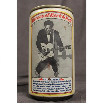 Custom Chuck Berry Rock and Roll Beer Can (Vintage)
