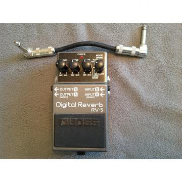 Custom Boss  Rv-5 digital reverb