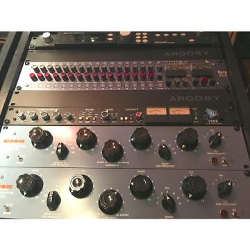 Custom Warm Audio EQP-WA Tube EQ Pair 2015 Baby Blue
