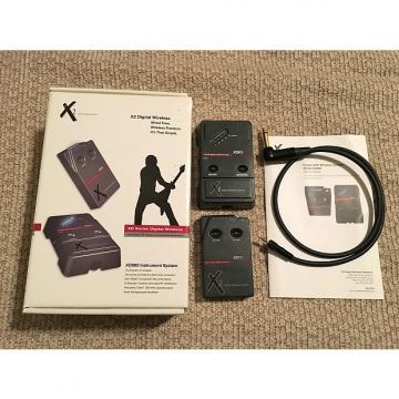 Custom Line 6 X2 XDS95 Digital Wireless Instrument System