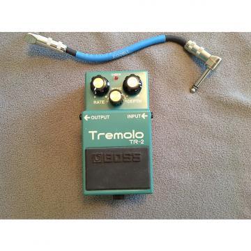 Custom Boss  Tremolo tr-2 pedal