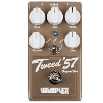 Custom Wampler Tweed '57 2017