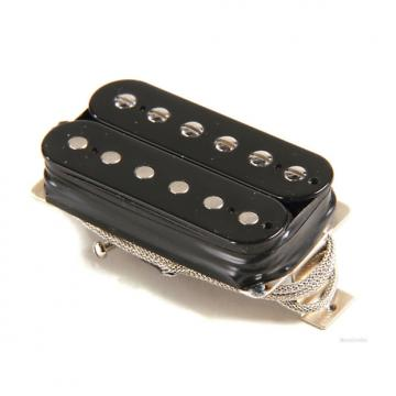 Custom Gibson Burstbucker Type 1 Pickup - Double Black Neck or Bridge 2-Conductor