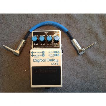 Custom Boss  Digital Delay dd-6