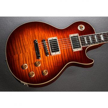 Custom Gibson 2016 Standard Historic 1958 Les Paul Reissue Chambered  Factory Burst