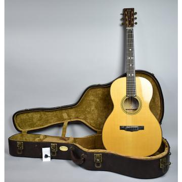 Custom Martin Arts & Crafts 2 Limited Edition 000 Size 12 Fret Acoustic Guitar w/OHSC 2008 Natural