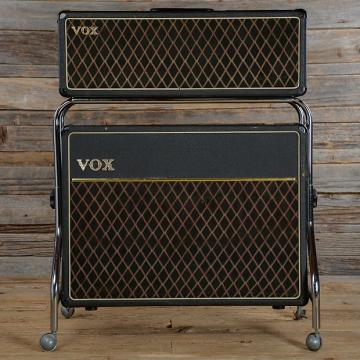 Custom Vox AC-30 Super Twin Amp Set Mid-'60's (s883)