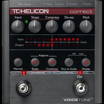 Custom TC Helicon Voicetone Correct