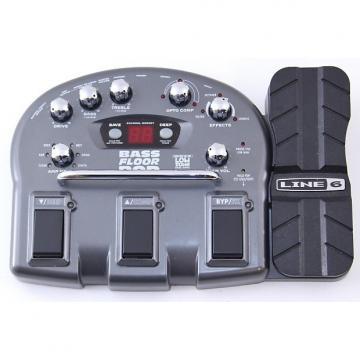 Custom Line 6 Bass Floor Pod Multi-Effects Pedal *No Power Supply* PD-4003
