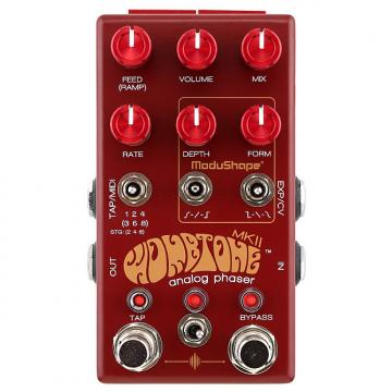 Custom ChaseBliss Audio Wombtone Analog Phaser