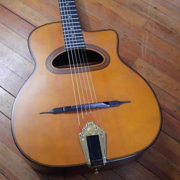 Custom Gitane D500 Grande Bouche Gypsy Jazz Acoustic Guitar