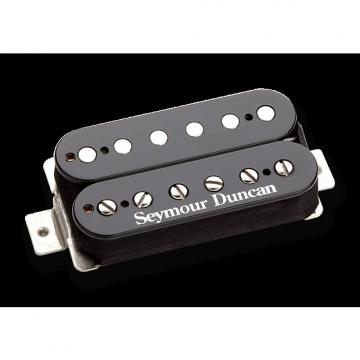 Custom Seymour Duncan SH-5 Duncan Custom Humbucker Black Cover